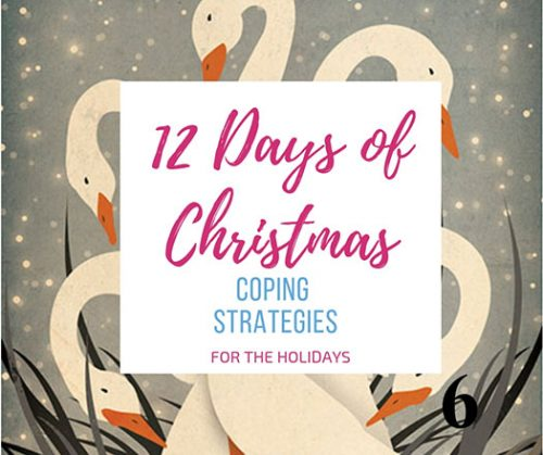 12 days of coping strategies