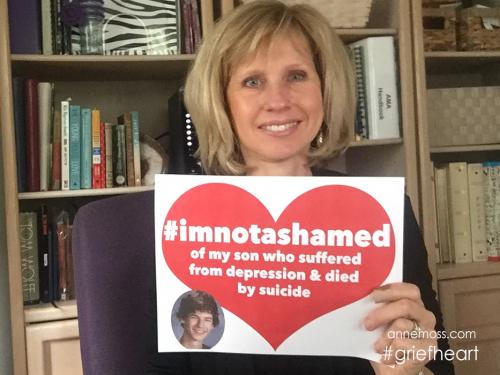 #imnotashamed