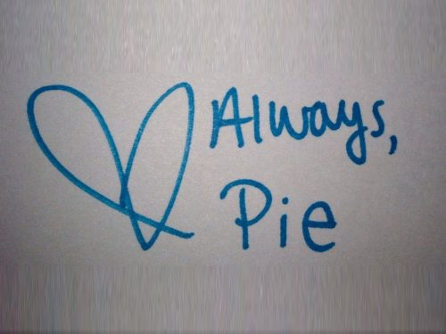 Love from Pie