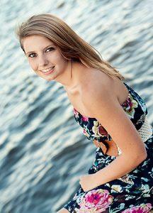 Maggie Moyler, 17. This was taken 2 weeks before her suicide
