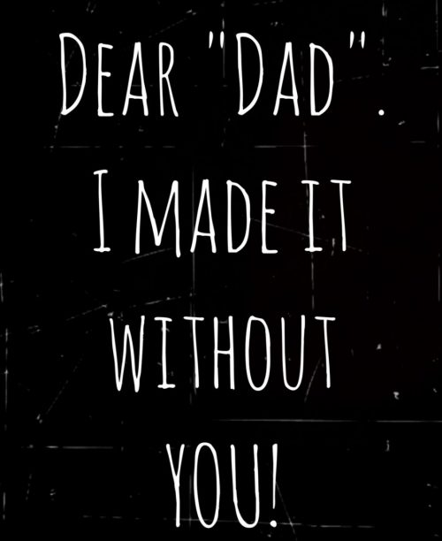 My Dad Was An Addict Because I Wasnt The Ideal Daughter -8777
