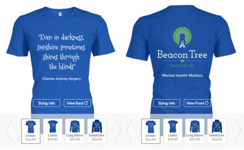 bonfire-mental-health-tshirt