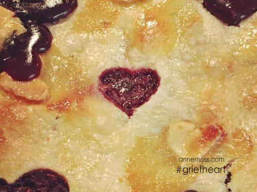 Sweet as pie heart