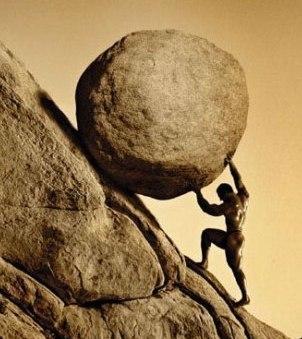 push-uphill