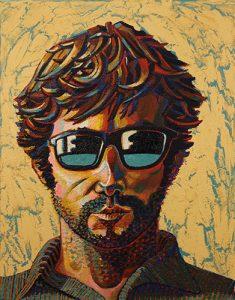 John Terrell's self portrait
