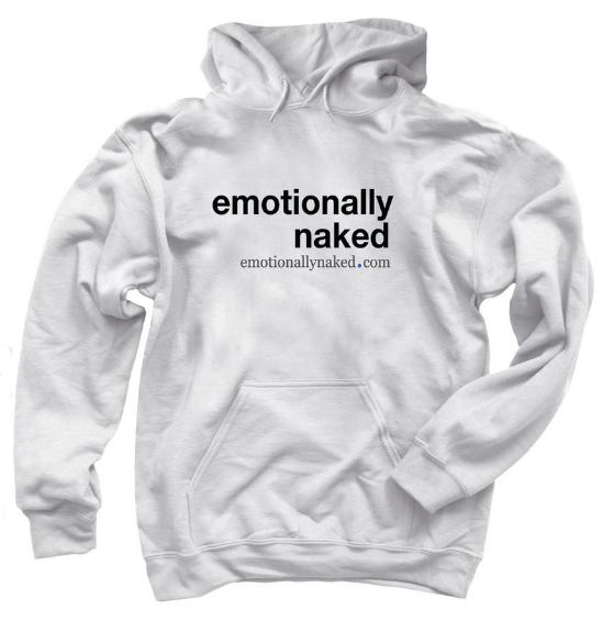 emotionally naked t-shirt and sweat shirts