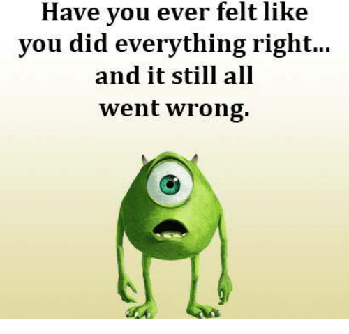 I Did Not Do Everything Right Or Everything Wrong Emotionally Naked