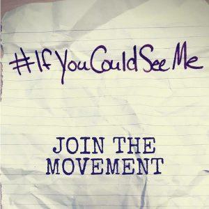 #ifyoucouldseeme podcast
