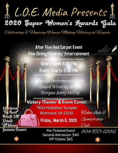 super women awards 2020