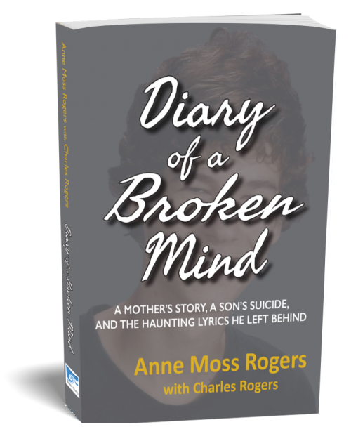 Diary of a broken mind Charles Aubrey Rogers