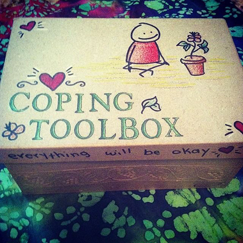 The Self-Harm Safety Box