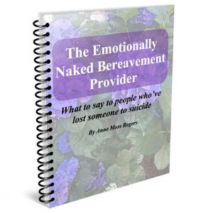 free ebook for supporting grieving friend