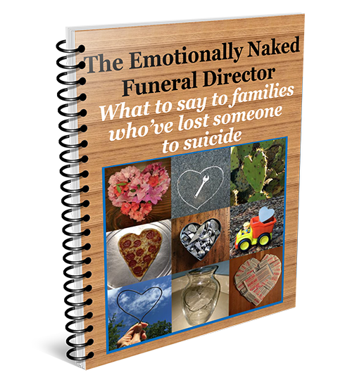 funeral directors and suicide