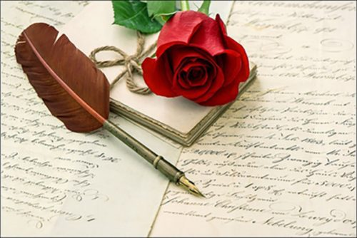 grief writes me a love letter