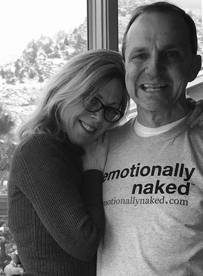 emotionally naked love story