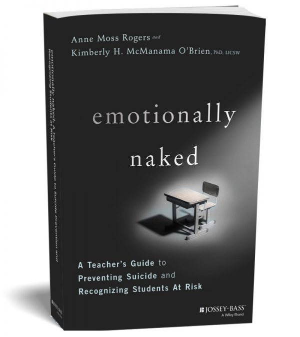 teachers book for suicide prevention
